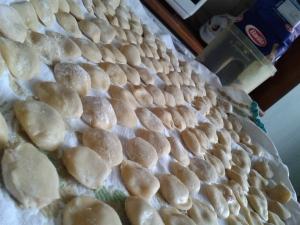 Cappelletti con farina Barilla