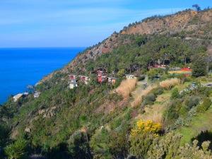 La Francesca Resort a Bonassola, Cinque Terre