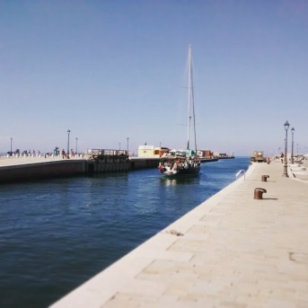Porto Canale a Cesenatico