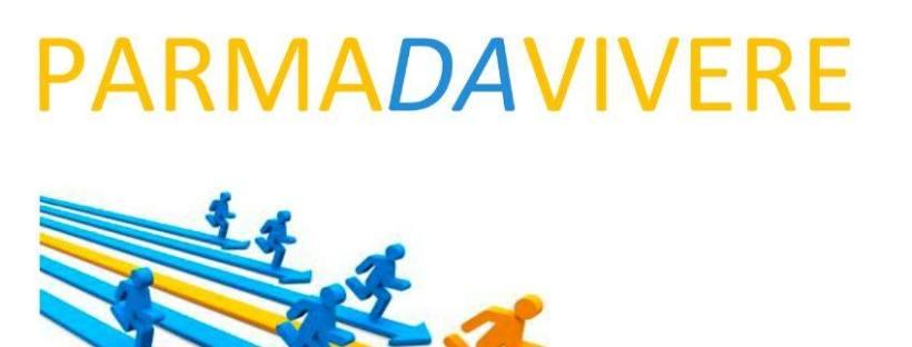 Un nuovo logo per Parma Da Vivere